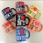 New York Souvenir Coffee Mug 11OZ